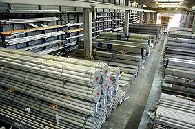 Arcus Inox distributing stainless steel tubular products