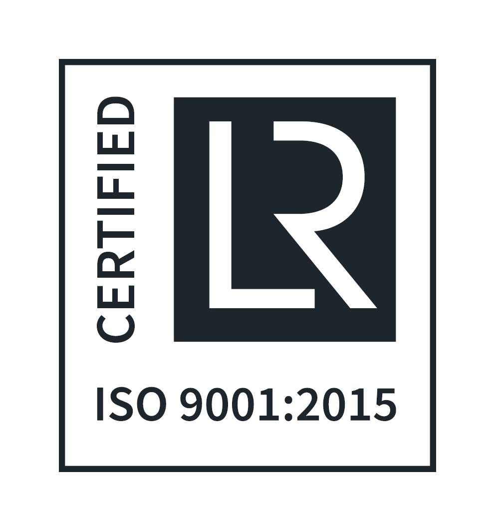 Arcus Inox is ISO 9001:2008 certified under number FQA4000447 (initial certification in June 2006).